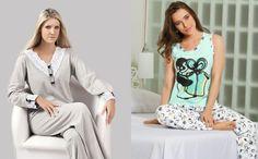 Modelos de Pijamas 2014