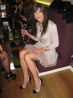 Tiffany, gorgeous dress!