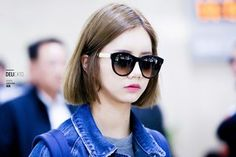 girls day hyeri short blunt haircut bob korean asian hairstyle haircut hair