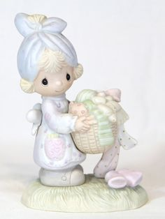 Precious Moments Collectible Figurine  Be Not by CorporateRefugees