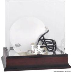 Kentucky Wildcats Fanatics Authentic Mahogany Logo Mini Helmet Display Case with Mirror Back - $49.99
