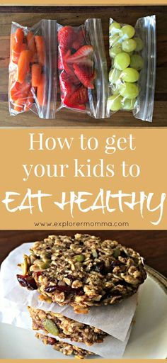 It can be so difficult to get kids to eat healthy! Here are some tips to implement today and in the next weeks to help kids make healthy choices on their own.