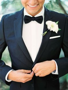 Elegant California Wedding by Erich McVey