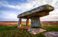 Lanyon Quoit, Standing Stones, Morvah, Land's End, Cornwall, Eng by Joe Daniel Price on 500px