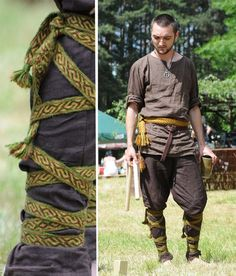 Viking costume Vikings and Costumes  sc 1 st  Pinterest & Dress Like Ragnar Lothbrok | Pinterest | King ragnar Ragnar and ...