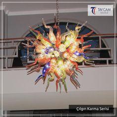 Çılgın Karma Avize, her ortama uygun bulunduğu yere ayrı bir hava katacak Ürünü Detaylı İncelemek İçin Linke Tıklayınız: http://bit.ly/2fgO3Fi #tavcam #tavcamavizeaydınlatma #tavcamavize.com #çılgınserisi #colorful #chandelier #evdekorasyonu #decoration #exclusive #handmade #Turkey