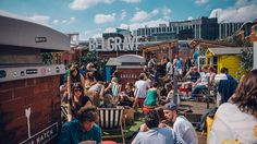 The perfect place to soak up a sunny pint in ? The perfect plac Beer Garden, Leeds, Where To Go, Rooftop, Perfect Place, Sunnies, Dolores Park, Places To Visit, England