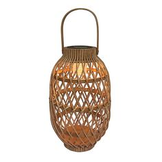 Solar Lanterns, Solar Lights, Laua Party Ideas, Rattan Lamp, Home Styles Exterior, Anthropologie Home, Wicker Table, Sonoma Goods For Life, Rustic Style