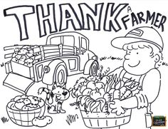 Where does your Thanksgiving dinner come from? Thank a farmer this Thanksgiving! Teach Ag in your first through fourth grade classroom with FarmTime in the Classroom. Order lesson plans here http://farmtimeclassroom.com/ :) Happy Thanksgiving!