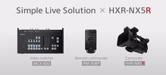 "Vistek: Free ""Sony Affordable Simple Live Production Systems"" Seminar in Toronto, Canada, at No Cost: 9 February 2017 http://www.photoxels.com/vistek-sony-live-production-systems/"