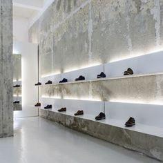Zeha Flagship Store By Studio Oneway Berlin Store Design