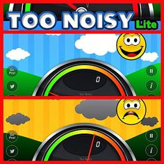 All Students Can Shine: Apps For Classroom Management. I love the Too Noisy App.