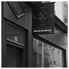 LES NGUYEN is ready to welcome you at the shop! 12, Rue Saint Paul - 75004 Paris  See you soon... www.les-nguyen.com