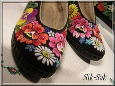 Traditional footwear from my island - Muhu, Estonia