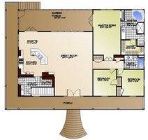 Plan 221850 - Ryan Moe Home Design | Homes | Pinterest