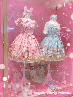 Kawaii fashion ~ j fashion ~ harajuku ~ gyaru ~ fairy kei ~ lolita fashion ~ gothic lolita ~ pastel goth ~ sweet lolita