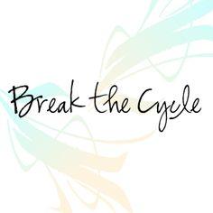 Break The Cycle Challenge! Sahar Paz / Find Your Voice / Motivational Quote
