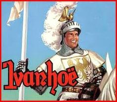 ivanhoe, The only book I read aloud to my children and needed throat lozengers because it was long but very good. I should have known I was in for it when I asked for the original unabridged version and the librarian had to get it up from the basment (smile)