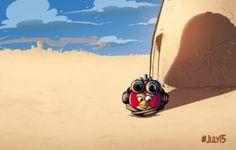 Rovio annuncia il sequel di Angry Birds Star Wars