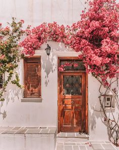 Lefkes: The Ancient Capital of Paros - Postcards By Hannah Nature Aesthetic, Flower Aesthetic, Travel Aesthetic, Aesthetic Backgrounds, Aesthetic Wallpapers, Aesthetic Pictures, Wall Collage, Backdrops, Beautiful Places