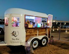 Tipsy Horse Trailer Bar Mobile Bartending Horse Trailer conversion - the Tipsy Horse (Northern california)<br> Catering Trailer, Food Trailer, Concession Trailer, Food Gifts For Men, Converted Horse Trailer, Food Truck Interior, Coffee Food Truck, Mobile Coffee Shop, Coffee Trailer