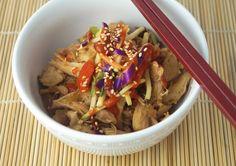 crock pot korean chicken ww 6pt