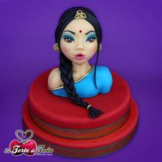 Le Torte di Twin Girly Cakes, Fancy Cakes, Mini Cakes, Pretty Cakes, Beautiful Cakes, Amazing Cakes, Take The Cake, Love Cake, Cupcakes