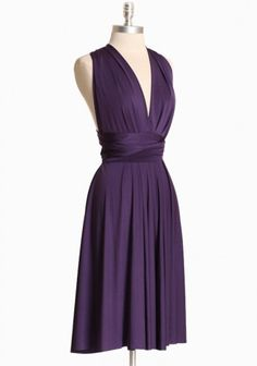 Another wrap dress -- Wrapped In The Night, $39.99 @ Ruche (Out of stock)
