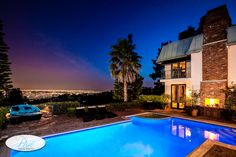In L.A.; I would lovee for this to be my vacation rental!