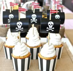 Planning the perfect pirate party