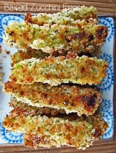 Baked Zucchini Fries With Onion Dipping Sauce With Zucchini, Kosher Salt, Panko Breadcrumbs, Grated Parmesan Cheese, All-purpose Flour, Italian Seasoning, Eggs, Olive Oil Spray, Butter, Olive Oil, Onions, Cider Vinegar, Honey, Dijon Mustard, Sour Cream, Salt, Pepper