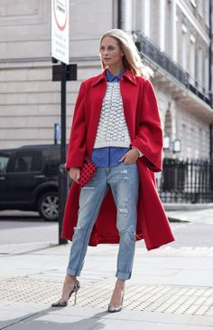 Ripped Jeans: How To Wear The Trend And When The Trend Goes Too Far: Featuring Poppy Delevingne, Lady Gaga, Rita Ora, Olivia Palermo and Rihanna   Grazia Fashion