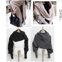 100% new high quality  Material: Knitting  Color: Beige, Dark Grey, Red, Black (as present in the ph