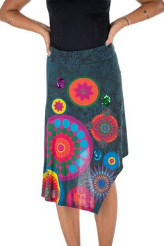 Desigual Aline angle skirt xlarge *** See this great product. Women's Skirts, Tutu, Image, Clothes, Amazon, Link, Fashion, Outfits, Moda