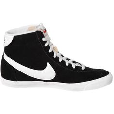 Nike Sportswear BRUIN LITE Hightop trainers ($115) ❤ liked on Polyvore