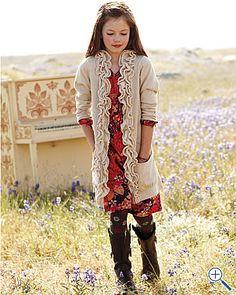 i love having a girl!!! & dressing her!