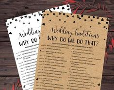 Does She Know Him Bridal Shower Games Printables Bridal Printable Bridal Shower Games, Bachelorette Party Games, Types Of Printer, Wedding Games, Kraft Paper, Printables, Cards, Etsy, Wedding Matches