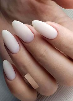 Must Try Almond Nail Arts & Designs in 2019 - Nail designs - # . - Must Try Almond Nail Arts & Designs in 2019 – Nail designs – - Almond Nail Art, Almond Shape Nails, Almond Acrylic Nails, Cute Acrylic Nails, Fun Nails, Fall Almond Nails, Short Almond Nails, Short Almond Shaped Nails, Matte Nails
