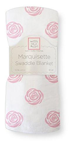 SwaddleDesigns Marquisette Swaddling Blanket, Rose SwaddleDesigns http://smile.amazon.com/dp/B00II37BM6/ref=cm_sw_r_pi_dp_2edOwb1RW9FT1