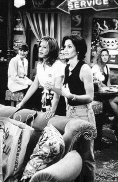 Monica & Rachel...