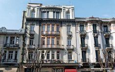 Ξενοδοχείο Ηλύσια, ένα αριστουργηματικό κτήριο του Μαξ Ρούμπενς στη Θεσσαλονίκη Thessaloniki, Street View