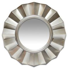 Infinity Instruments Brussels Wall Mirror - 14971AG