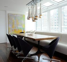 Designklassiker Stuhl für elegantes Interieur