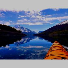 Eklutna Lake, Alaska... love this place! Easy drive from Anchorage