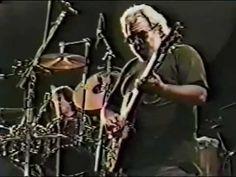 Grateful Dead 7-23-90 World Music Theatre Tinley Park IL