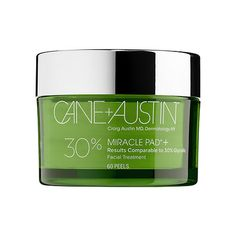 Miracle Pad®+ - Cane + Austin | Sephora. Glycolic in a bottle - awesome !!! Im in love ❤️