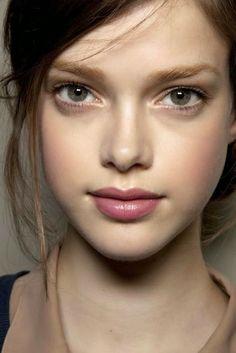 strobing skin makeup