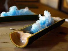 かき氷 shaved ice