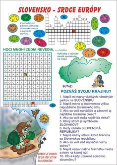 Bublina.sk Word Search, Diagram, Words, Horse