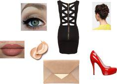 """grammy award dress"" by soleil-olivia on Polyvore"
